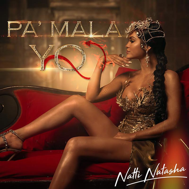 Pa' Mala YO - Natti Natasha (Cover)