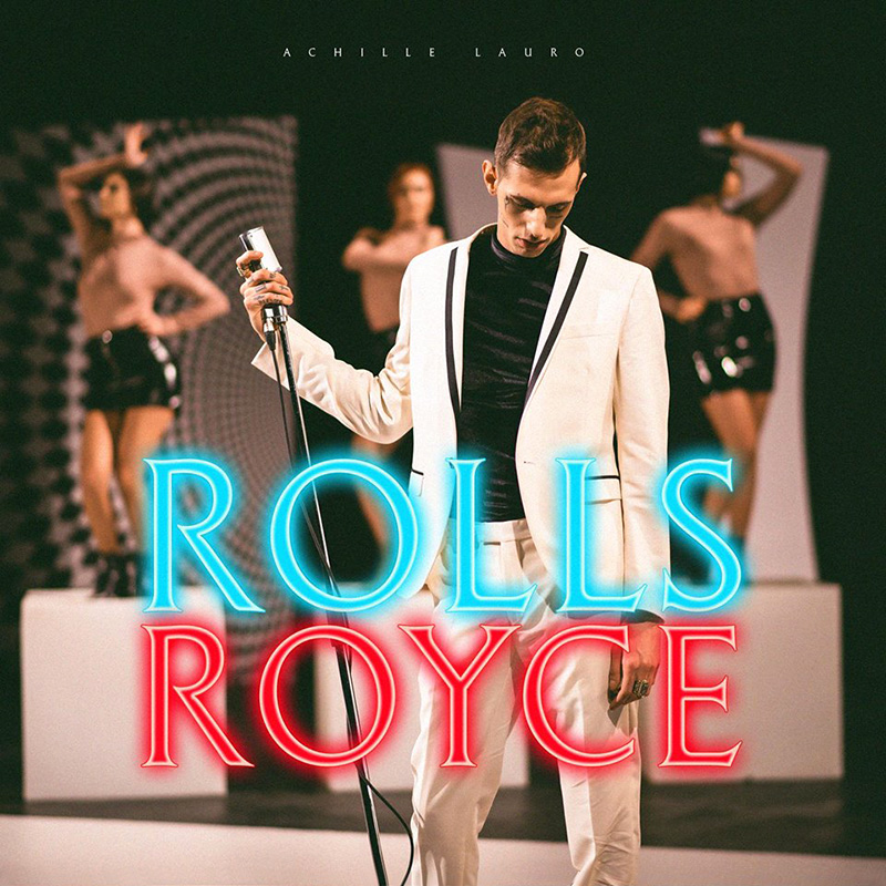 Rolls Royce - Achille Lauro (Cover)