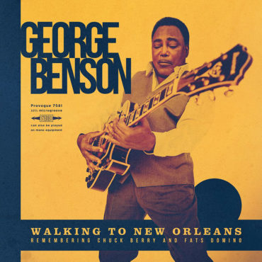 Walking To New Orleans - George Benson (Cover)