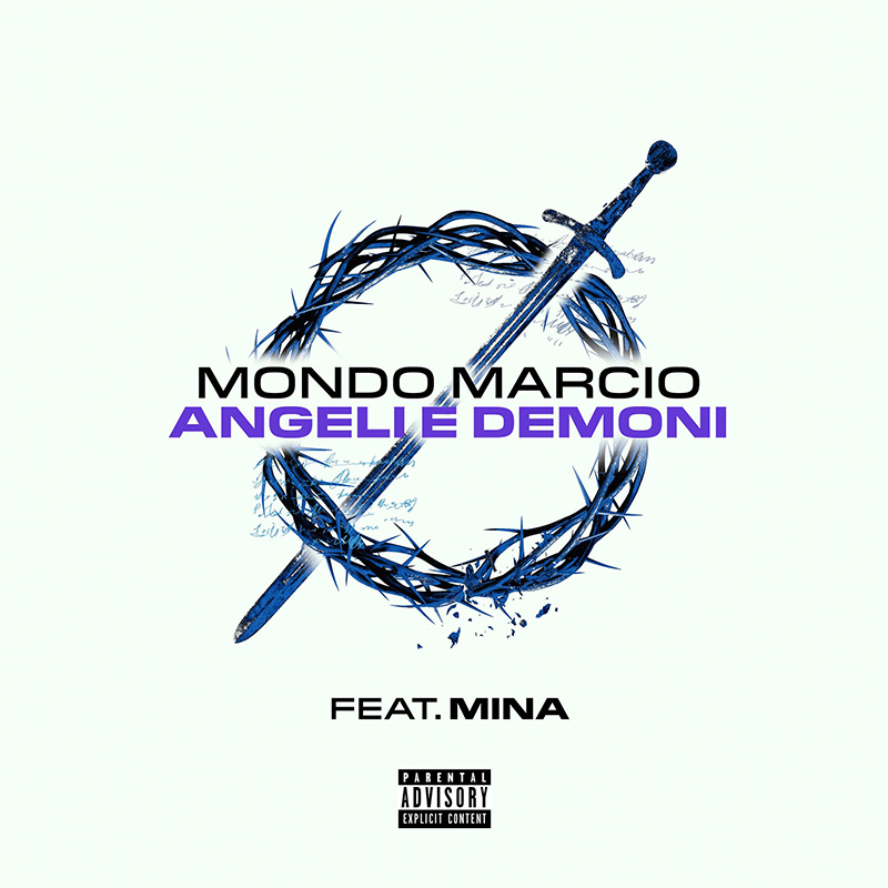 Angeli E Demoni - Mondo Marcio ft. Mina (Cover)