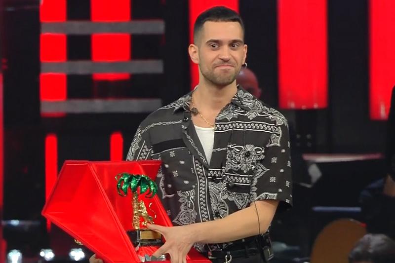 Mahmood vince Sanremo 2019 - SaM