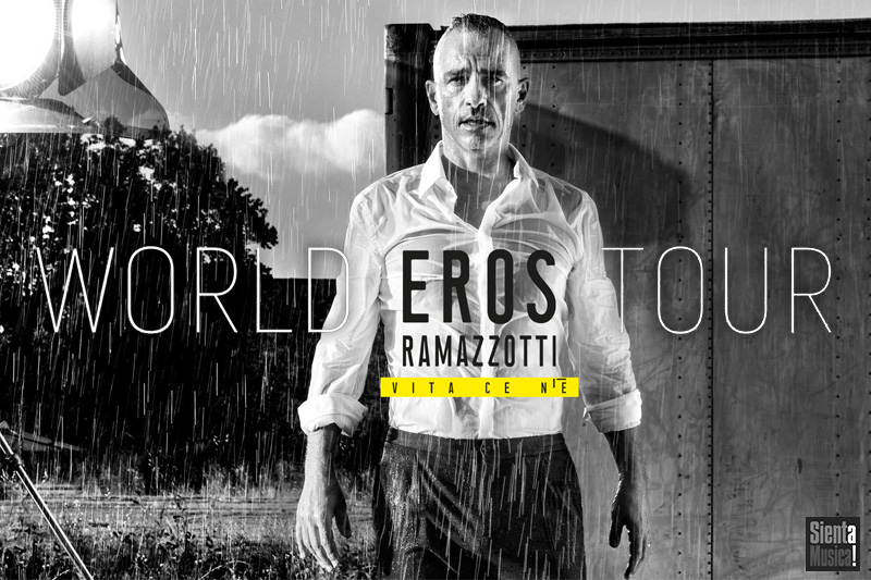 "20-12-19 – Eros Ramazzotti ""Vita Ce N'E' World Tour"""