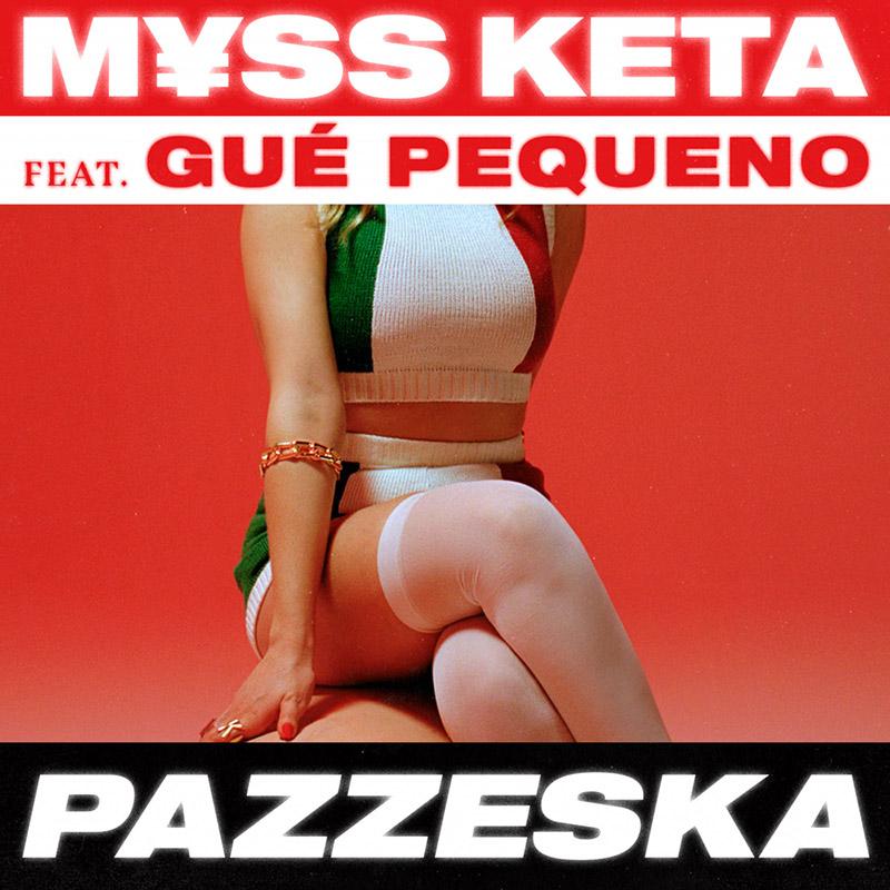 Pazzeska - Myss Keta ft. Guè Pequeno (Cover)