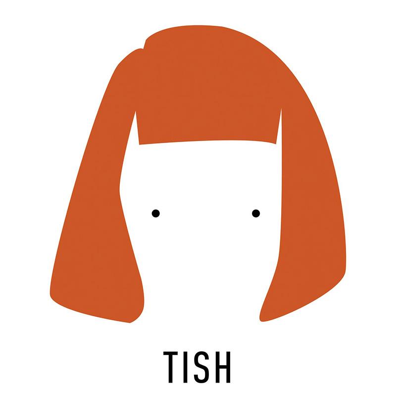 Tish - Tish (Cover)