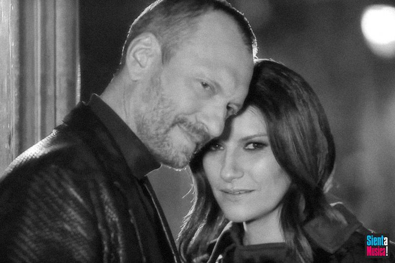 """Laura Pausini e Biagio Antonacci nel video di """"In Questa Nostra Casa Nuova"""""""