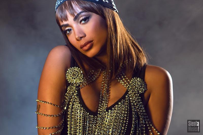 """Anitta: fuori il visual album """"Kisses"""""""