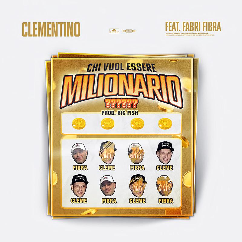 Chi Vuole Essere Milionario? - Clementino Ft. Fabri Fibra (Cover)