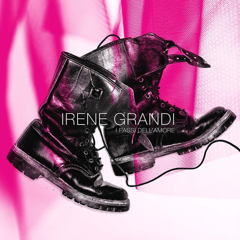 I Passi Dell'Amore - Irene Grandi (Cover)