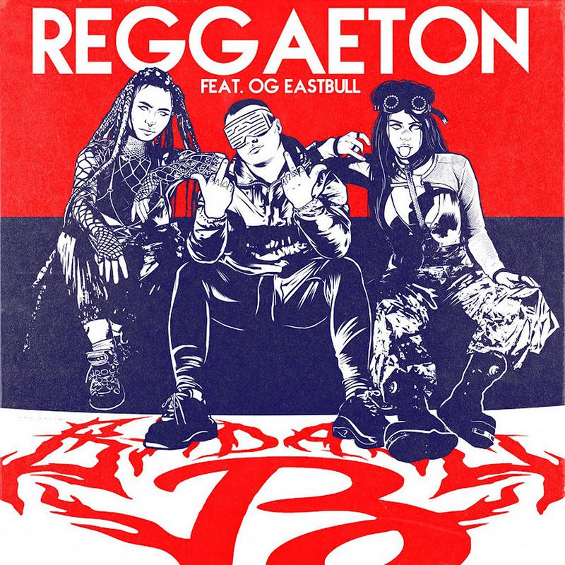 Reggaeton - BadAss B. ft. Og Eastbull (Cover)