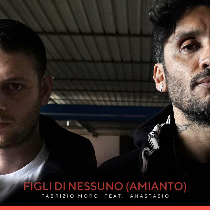 Figli Di Nessuno (Amianto) - Fabrizio Moro fe. Anastasio (Cover)