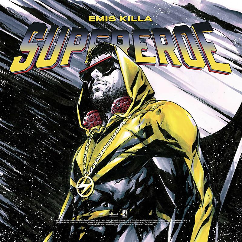 Supereroe Bat Edition - Emis Killa (Cover)