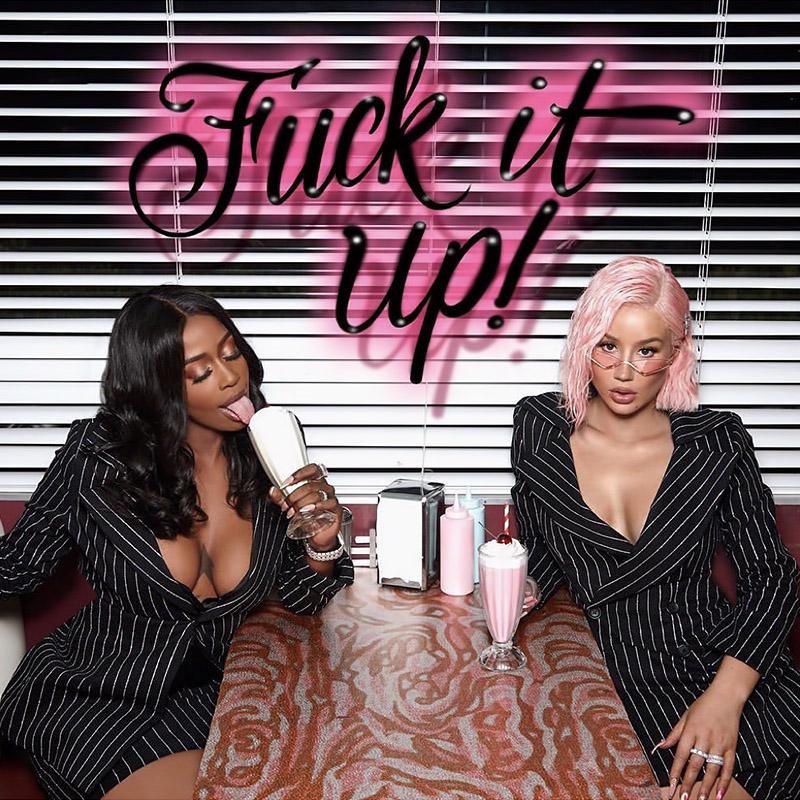 Fuck It Up - Iggy Azalea ft. Kash Doll (Cover)
