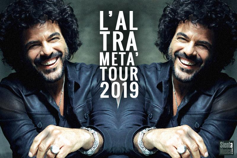 "23-12-2019 – Francesco Renga ""L'Altra Metà Tour 2019"""