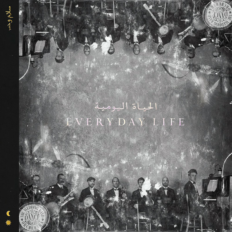 Everyday Life - Coldplay (Cover)