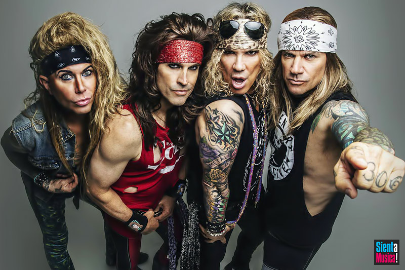 "Steel Panther – ""Heavy Metal Rules"""