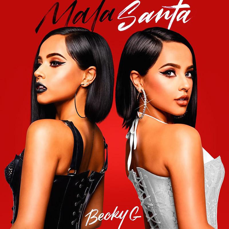 Mala Santa - Becky G (Cover)