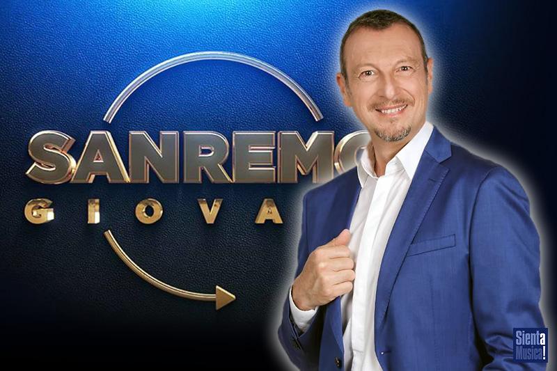 Sanremo Giovani: i primi cinque finalisti