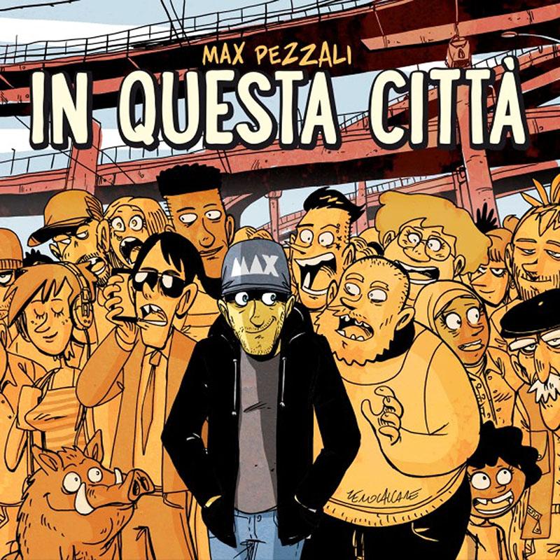 In Questa Città - Max Pezzali (Cover)