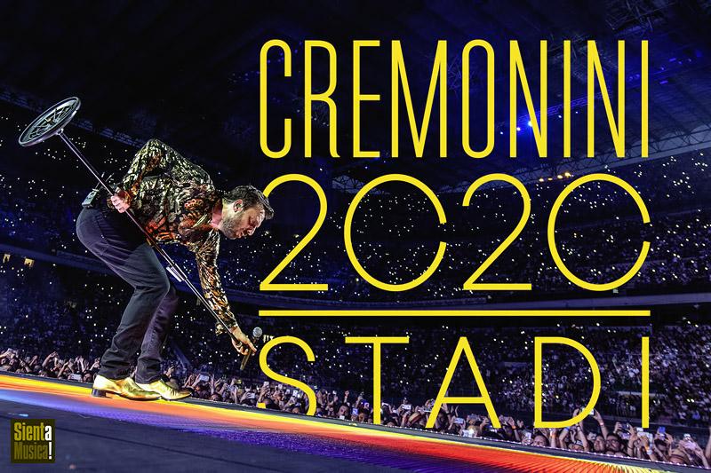 """21-06-2020 – Cesare Cremonini """"Cremonini 2C2C Stadi"""""""