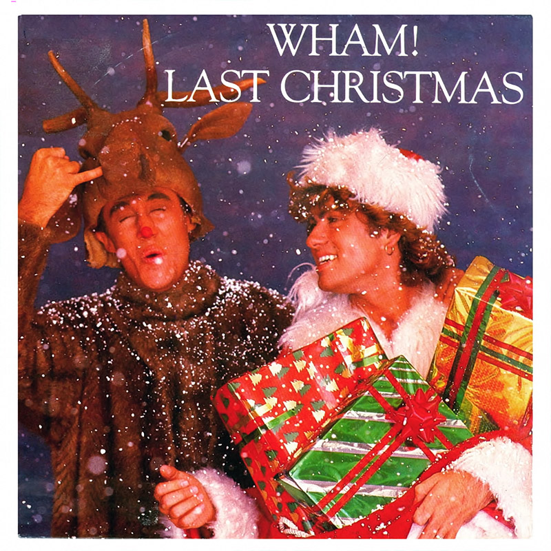 Last Christmas - Wham! (Cover)