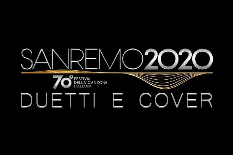 Sanremo 2020: le Cover e i Duetti dei Campioni
