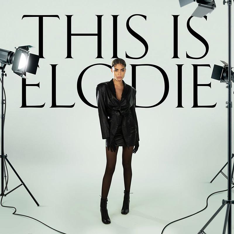This Is Elodie - Elodie (Cover)