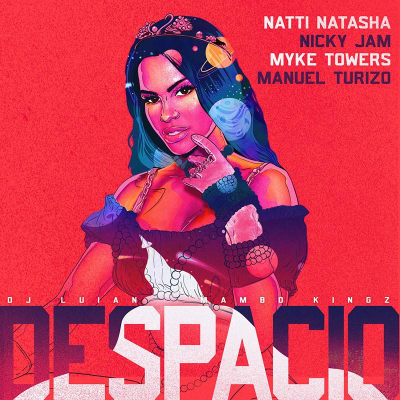 Despacio - Natti Natasha (Cover)