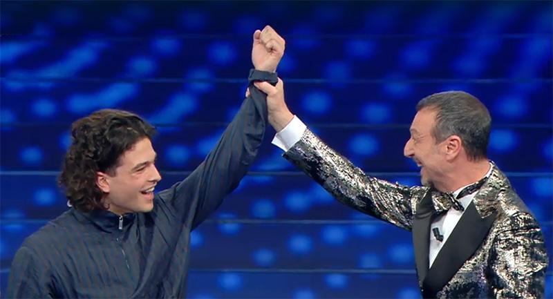 Sanremo 2020: vince Leo Gassmann - SaM