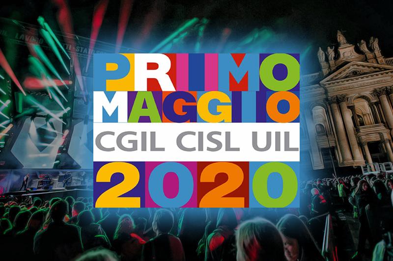 Concerto Primo Maggio 2020 – Roma
