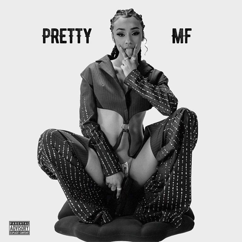 Pretty MF - Rubi Rose (Cover)