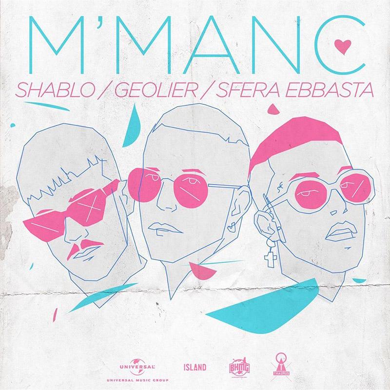 M' Manc - Shablo, Geolier, Sfera Ebbasta (Cover)