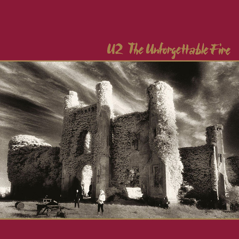 The Unforgettable Fire - U2 (Cover)
