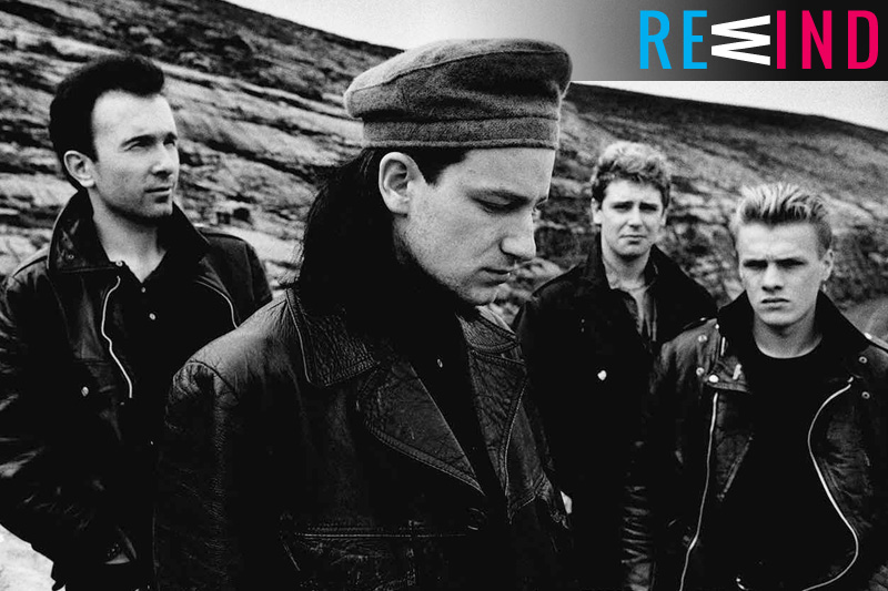 "REWIND: U2 – ""Pride (In The Name Of Love)"""