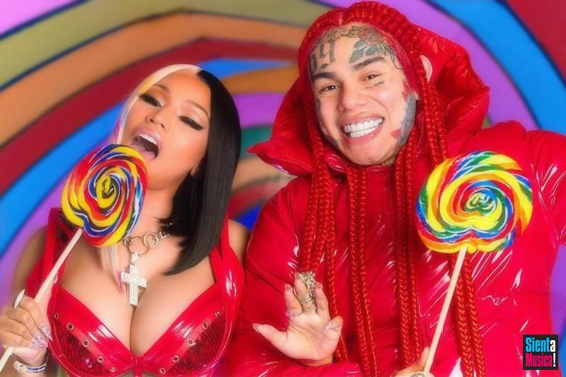 TROLLZ - 6ix9ine & Nicki Minaj (Singolo)