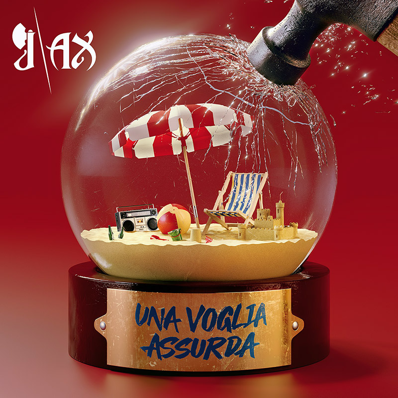 Una Voglia Assurda - J-Ax (Cover)