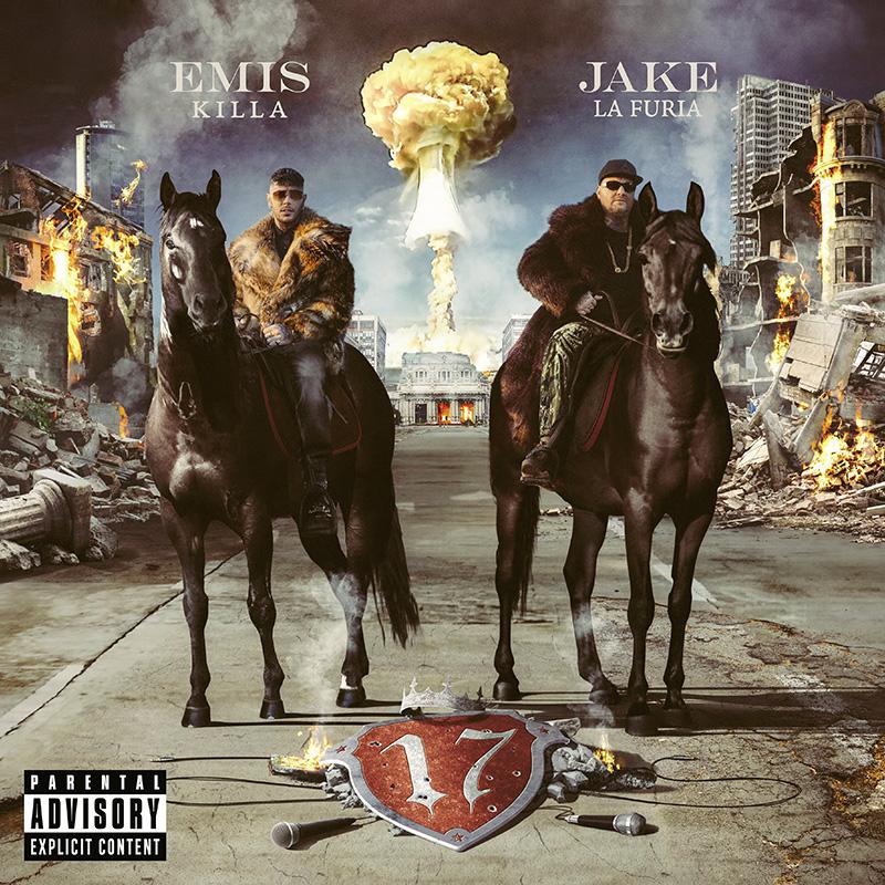 17 - Emis Killa, Jake La Furia (Cover)