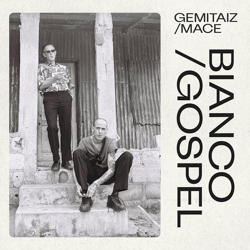 Bianco/Gospel - Gemitaiz/Mace (Cover)