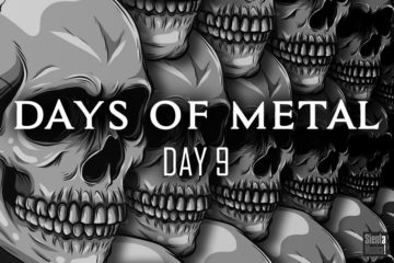 Days Of Metal - Day 9 (SaM)