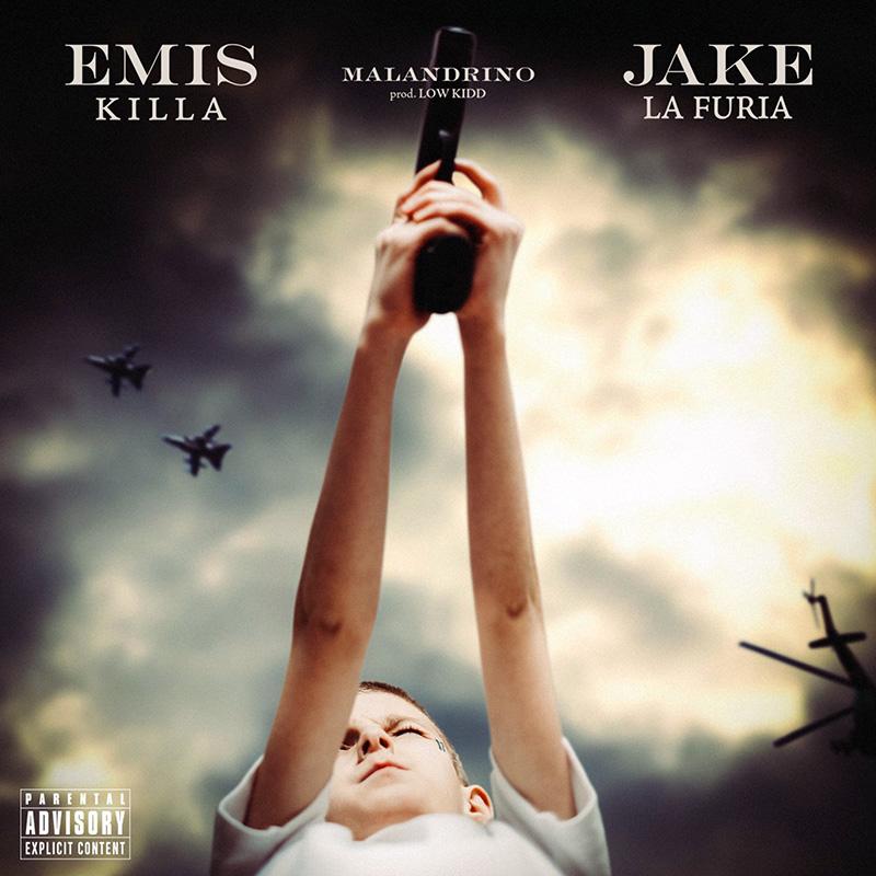 Malandrino - Emis Killa e Jake La Furia (Cover)