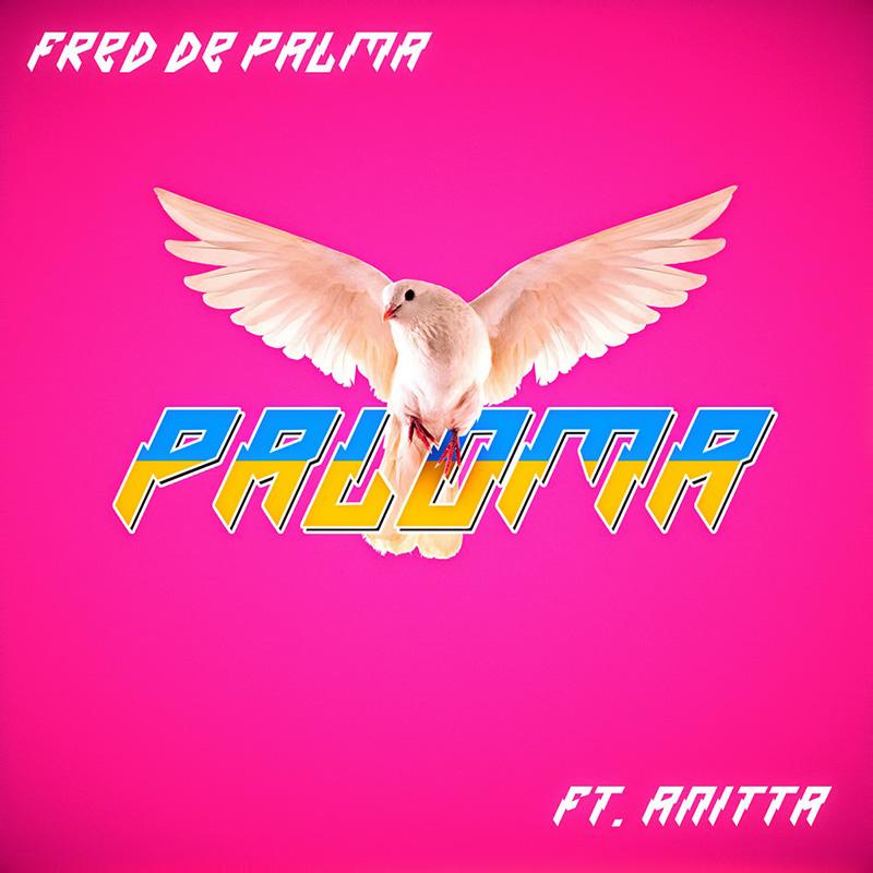 Paloma - Fred De Palma ft. Anitta (Cover)