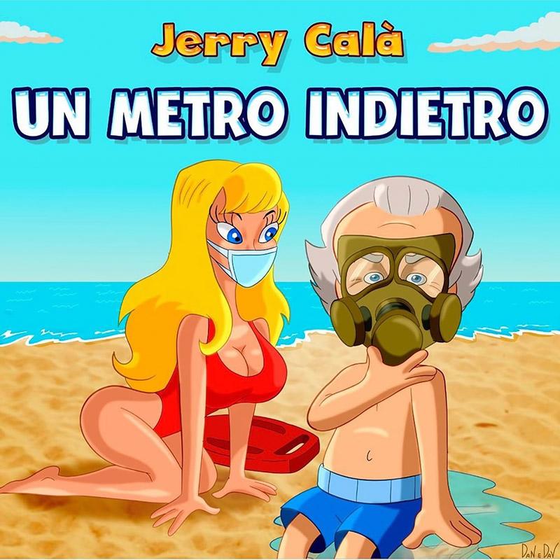 Un Metro Indietro - Jerry Calà (Cover)