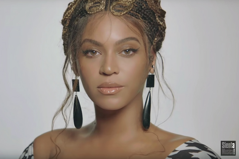 "Beyoncé, Blue Ivy, SAINt JHN, WizKid online con il video di ""Brown Skin Girl"""