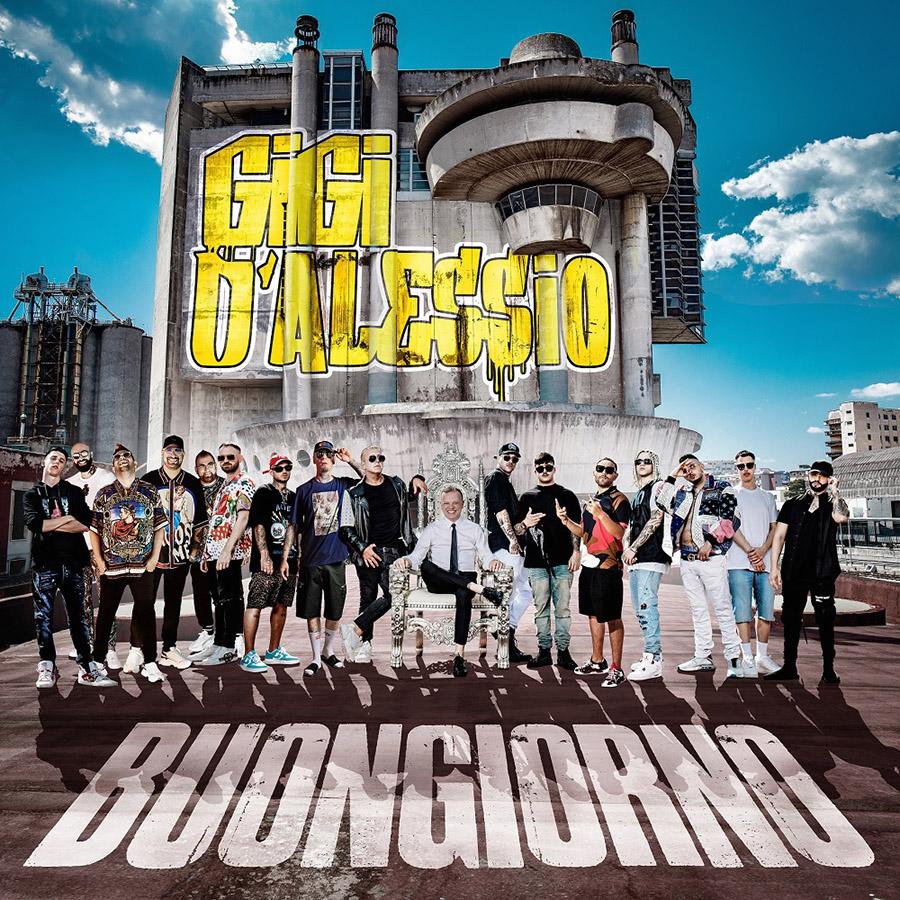 Buongiorno - Gigi D'Alessio (Cover)