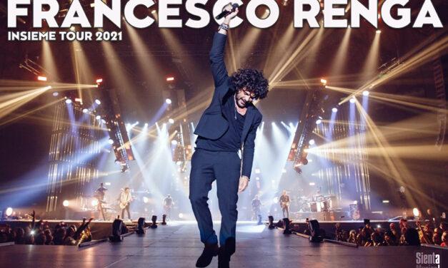 14-05-2021 – Francesco Renga Insieme Tour 2021