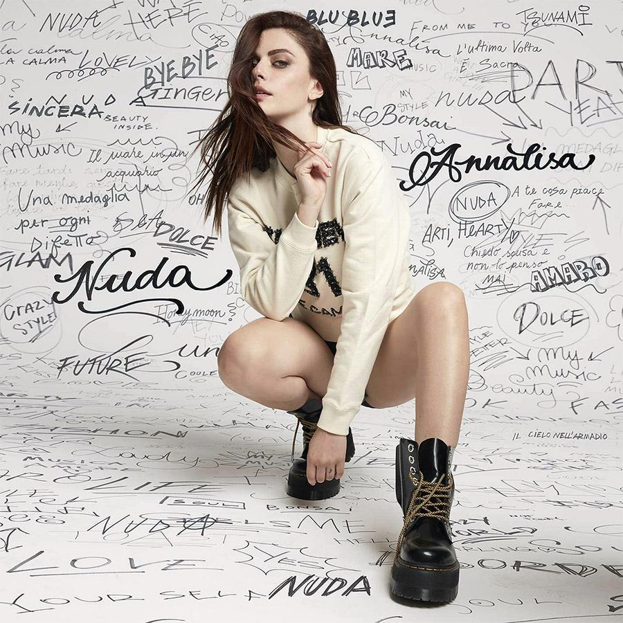 Nuda - Annalisa (Cover)