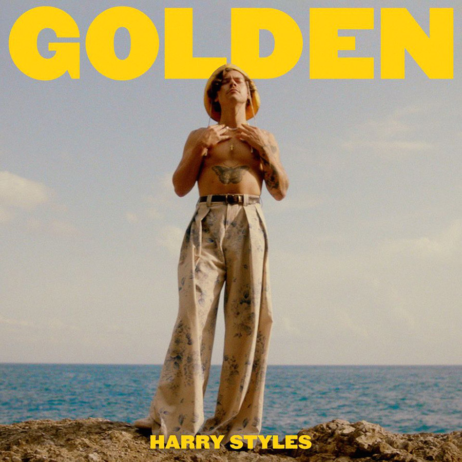 Golden - Harry Styles (Cover)