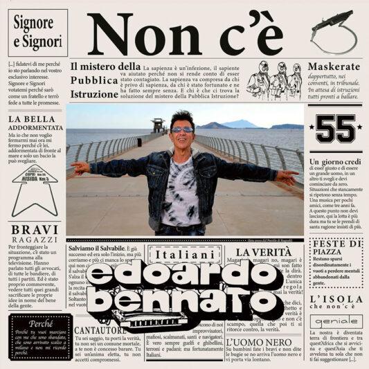 Non C'è - Edoardo Bennato (Cover)