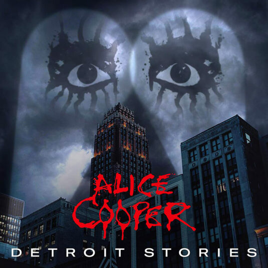 Detroit Stories - Alice Cooper (Cover)