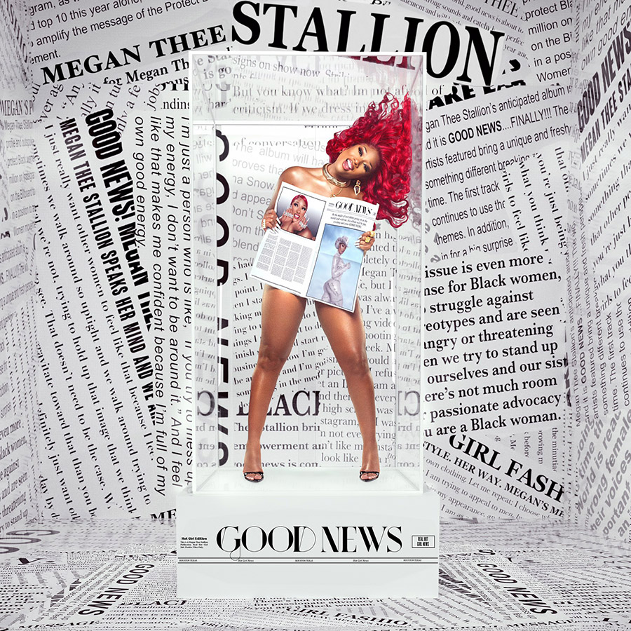 Good News - Megan Thee Stallion (Cover)