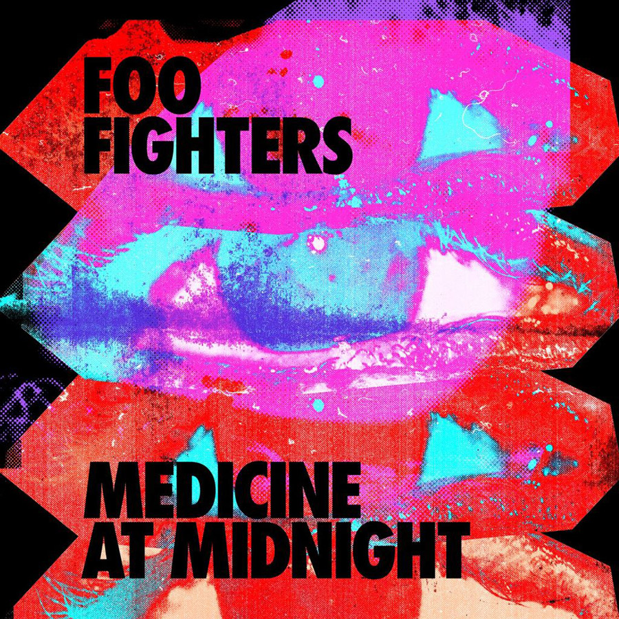 Medicine At Midnighr - Foo Fighters (Cover)